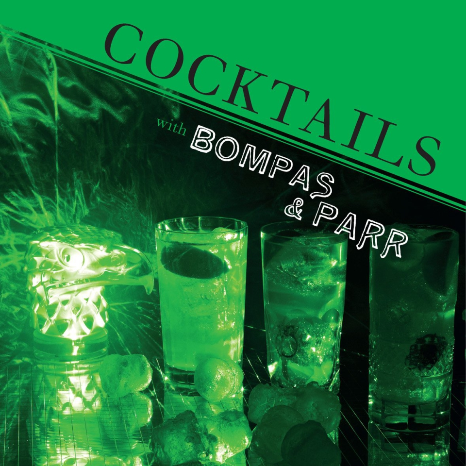 Cocktails by Bompas & Parr (hardcover)