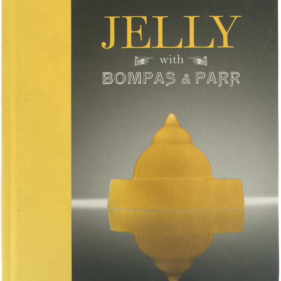 JELLY with Bompas & Parr (hardcover)