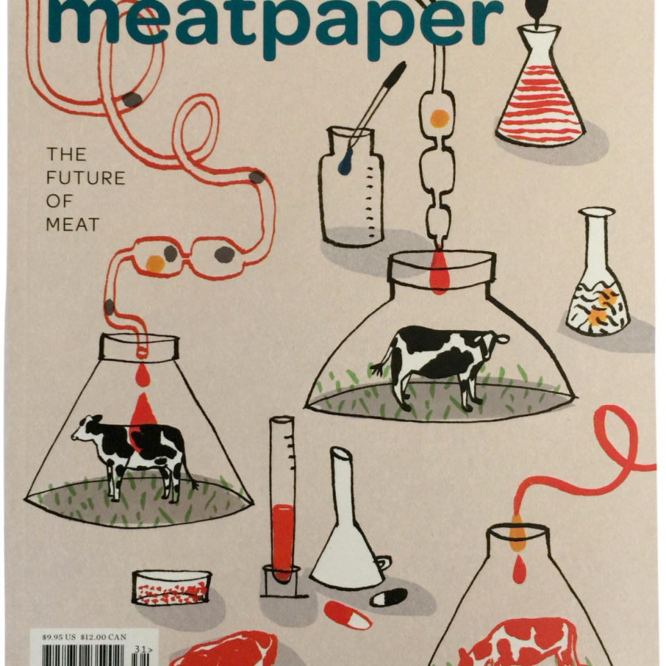 Meatpaper magazine Issue 20