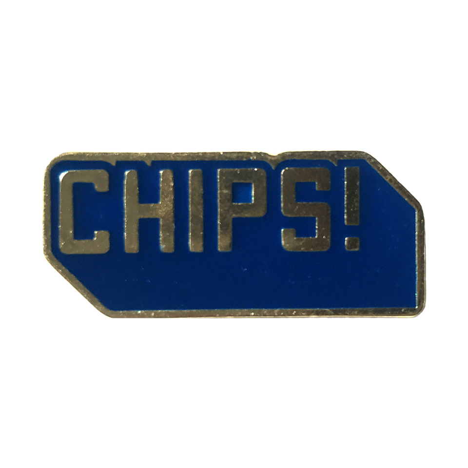 Chips! Pin