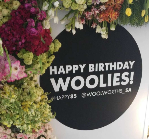 Woolworths 85th Birthday Activation