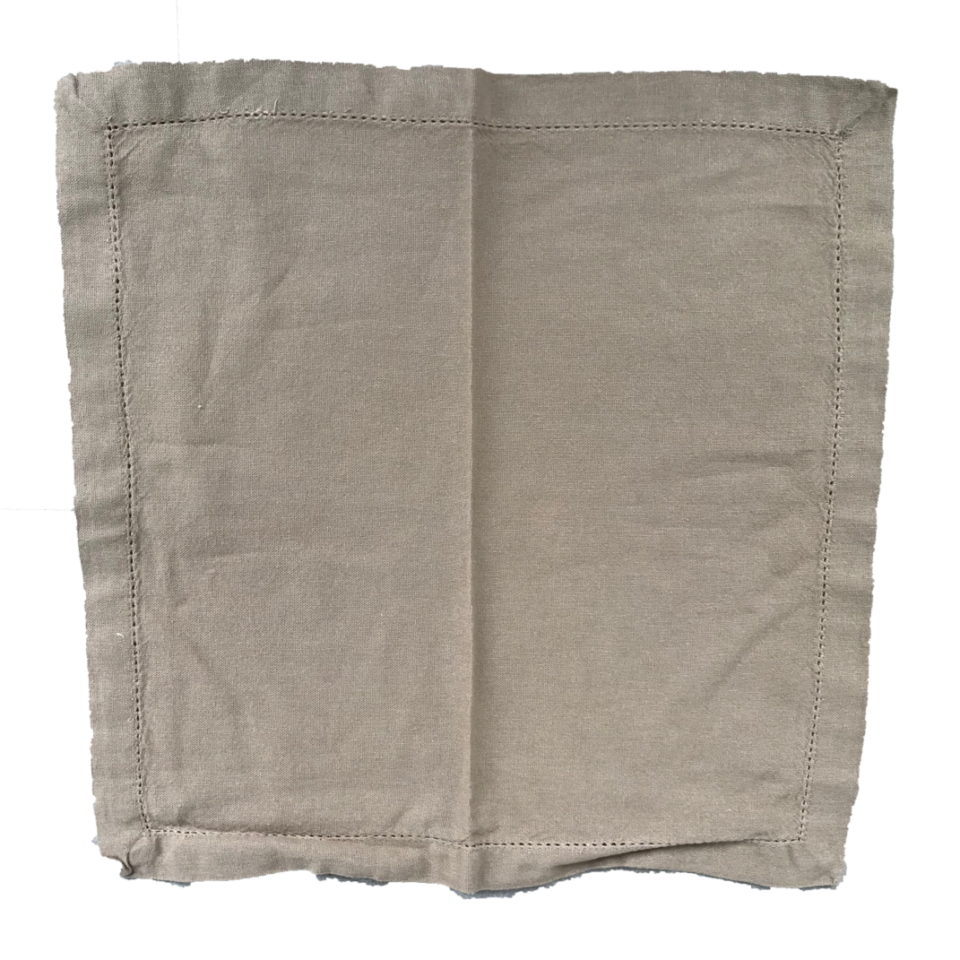 Cotton blend napkins