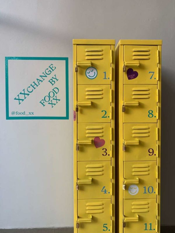 XXchange Locker